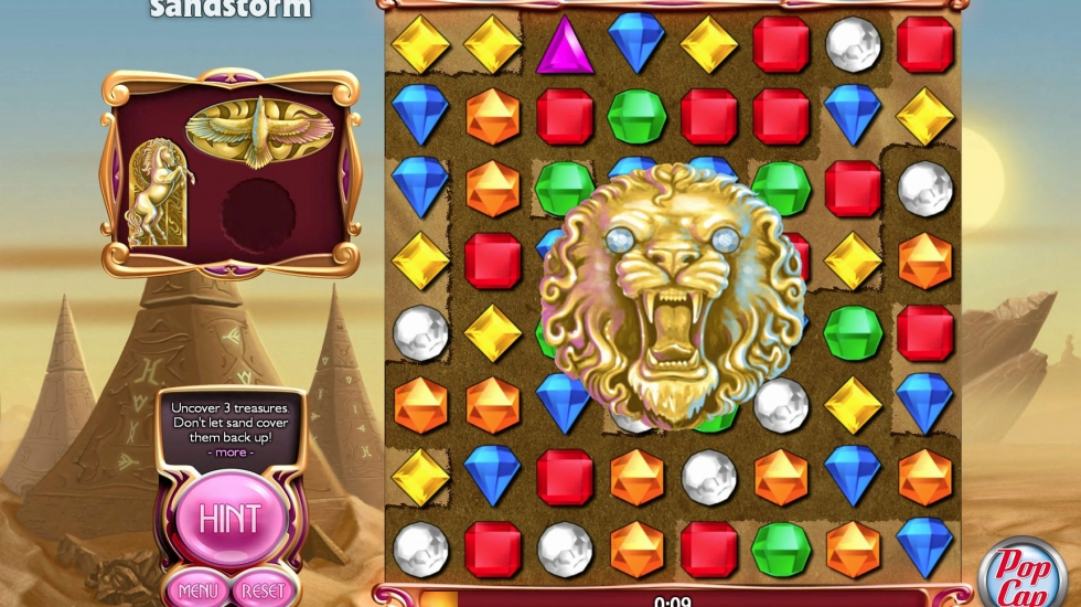Free Bejeweled 3 Online Games No Downloads