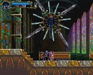 how to break floor castlevania symphony of the night