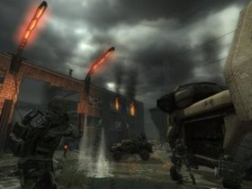 Enemy Territory: Quake Wars Screenshot from Shacknews