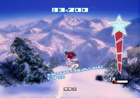 SSX Blur Screenshot from Shacknews