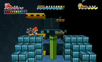 Super Paper Mario Screenshots