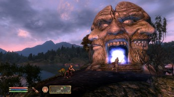 The Elder Scrolls IV: The Shivering Isles Chat