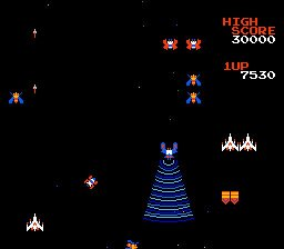 Galaga Screenshots