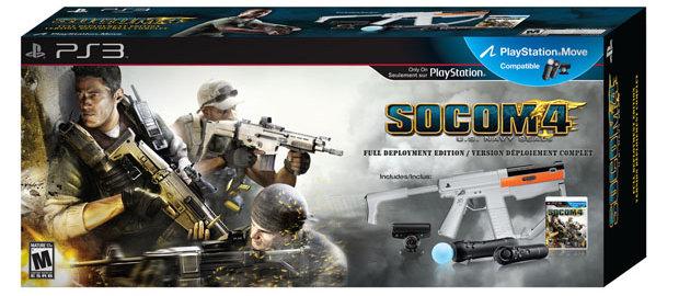 SOCOM 4 News