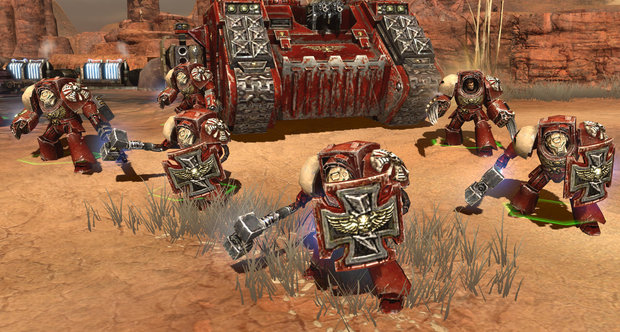 Warhammer 40,000: Dawn of War II - Retribution