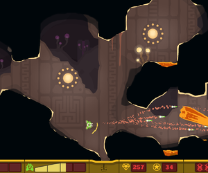 PixelJunk Shooter 2 Screenshots