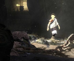 The Last Guardian Screenshots