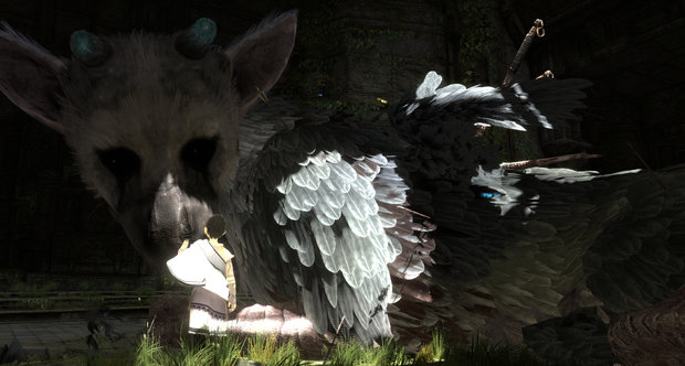 The Last Guardian GDC 2011 screenshots