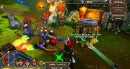 GDC: Dungeon Defenders features multiple cross-platform play