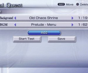 Dissidia 012[duodecim] Final Fantasy Chat