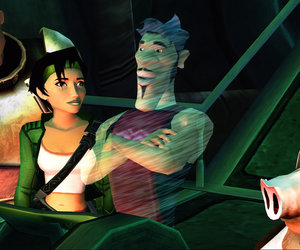 Beyond Good & Evil HD Screenshots