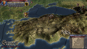 Crusader Kings II Screenshot from Shacknews