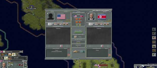 Supreme Ruler: Cold War News