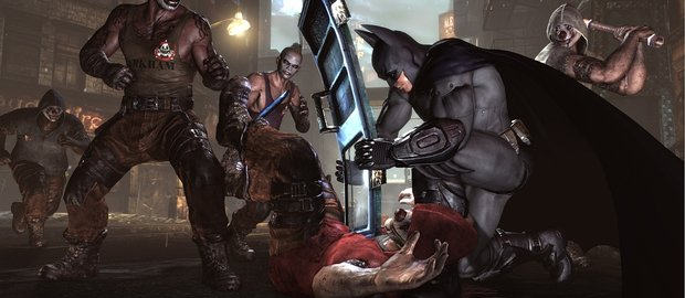 Batman: Arkham City News