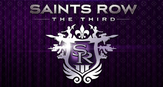 Saints Row: The Third 3 logo
