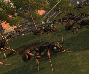 Earth Defense Force: Insect Armageddon Files