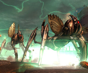 Earth Defense Force: Insect Armageddon Chat