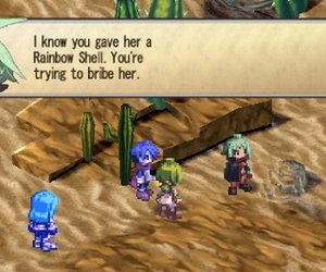 Phantom Brave: Heroes of the Hermuda Triangle Chat