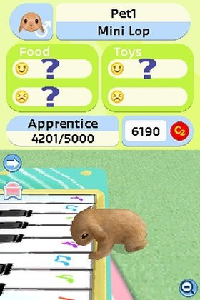 Petz Bunnyz Bunch Screenshot from Shacknews