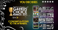 Sony announces PSN Choice winners