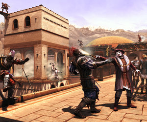 Assassin's Creed Brotherhood Screenshots