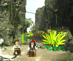 LEGO Pirates of the Caribbean: The Video Game Chat