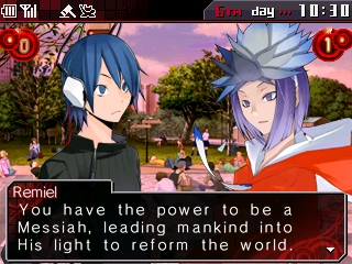 Shin Megami Tensei: Devil Survivor Overlocked Screenshots