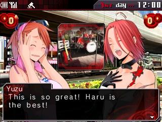 Shin Megami Tensei: Devil Survivor Overlocked Screenshots