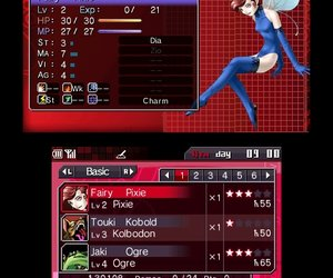 Shin Megami Tensei: Devil Survivor Overlocked Files