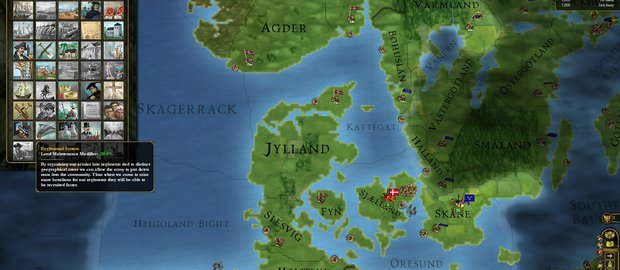 Europa Universalis III: Chronicles News