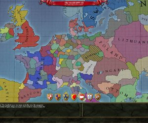 Europa Universalis III: Chronicles Screenshots