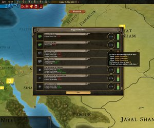 Europa Universalis III: Chronicles Screenshots