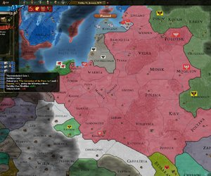 Europa Universalis III: Chronicles Chat