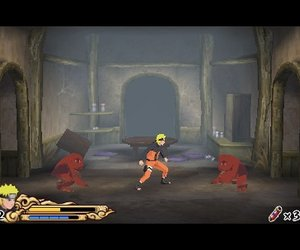 Naruto Shippuden 3D - The New Era Screenshots