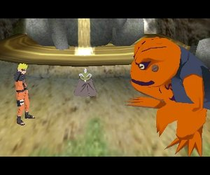 Naruto Shippuden 3D - The New Era Chat