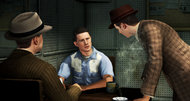 L.A. Noire gameplay trailer grills punks