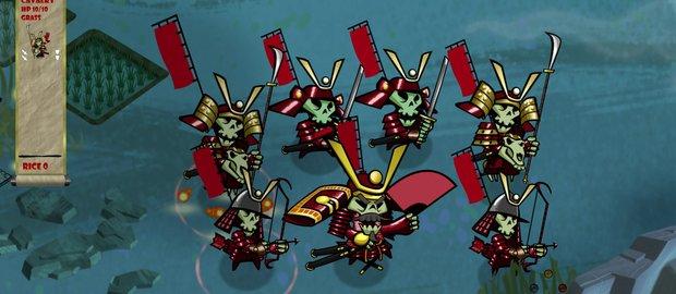 Skulls of the Shogun News