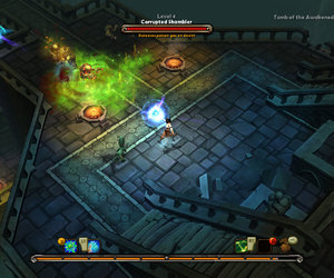 Torchlight Chat