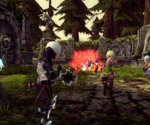 Dragon Nest Chat