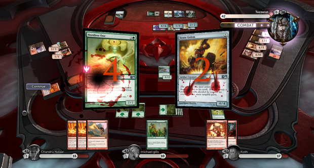 Magic: The Gatherine - Duels of the Planeswalkers 2012 topstory