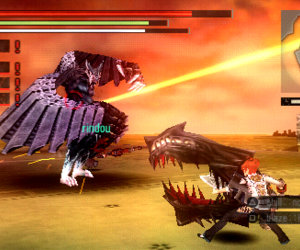 God Eater Burst Files