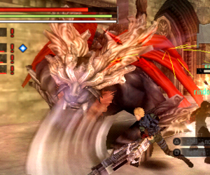 God Eater Burst Chat