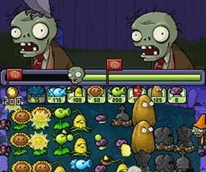 Plants vs. Zombies [DS] Videos