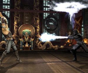 Mortal Kombat Chat