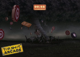 Top Shot Arcade Screenshot from Shacknews