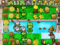 Plants vs. Zombies [DS] Chat