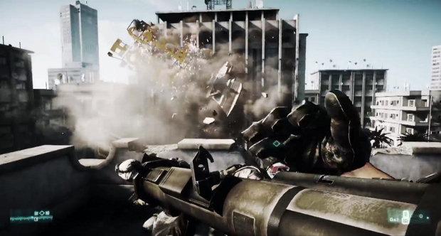 Battlefield 3 gameplay trailer deploys explosives | Shacknews