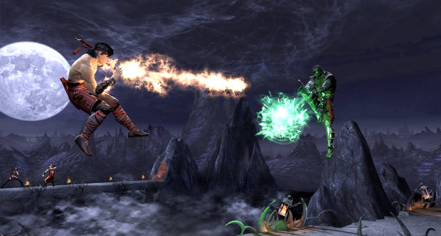 Bloodstream, guts, as well as the ESRB: The Mortal Kombat retrospective