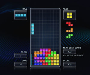 Tetris Screenshots