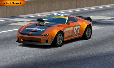 Ridge Racer 3D Chat